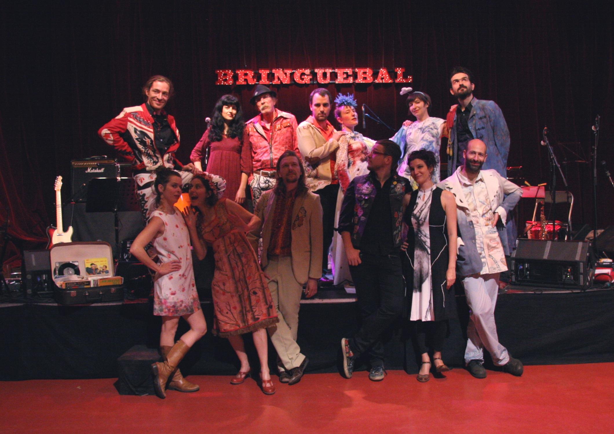 Le Bringuebal