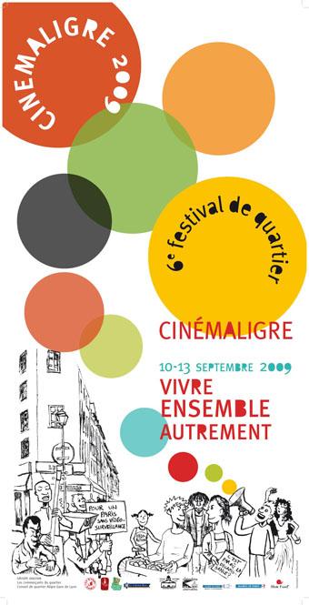 bringuebal-le-bal:Festival CinemAligre 2009