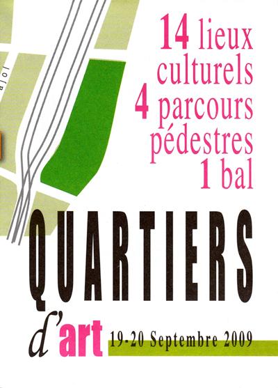bringuebal-le-bal:Quartiers d'art 2009